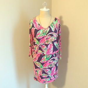 Lilly Pulitzer In the Vias Cotton Dress